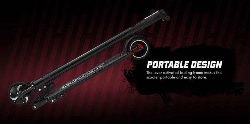 gotrax glider portable design