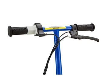 razor e300 handlebar and brake