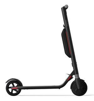 Electric scooter with 8 inch wheels
