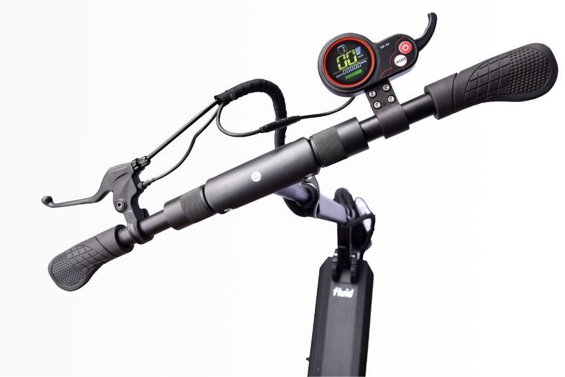 Horizon Handlebar and Speedometer