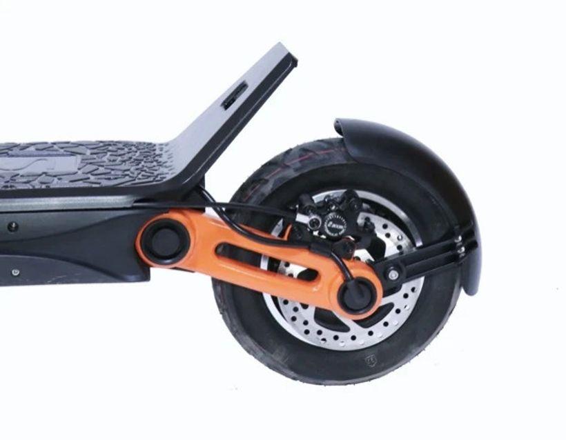 INOKIM OxO Rear Hydraulic Brakes