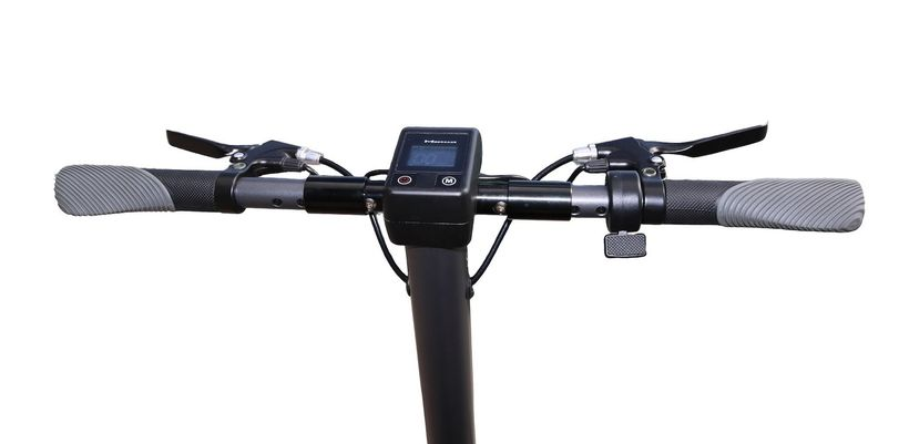 WideWheel Pro Handlebars and Throttle