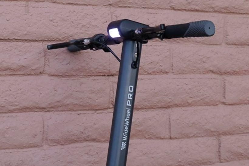 WideWheel Pro Headlight