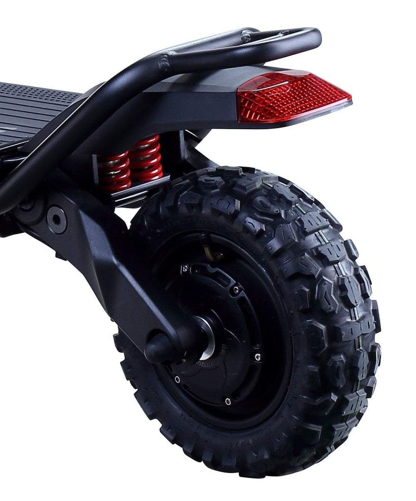 Wolf Warrior Wheels