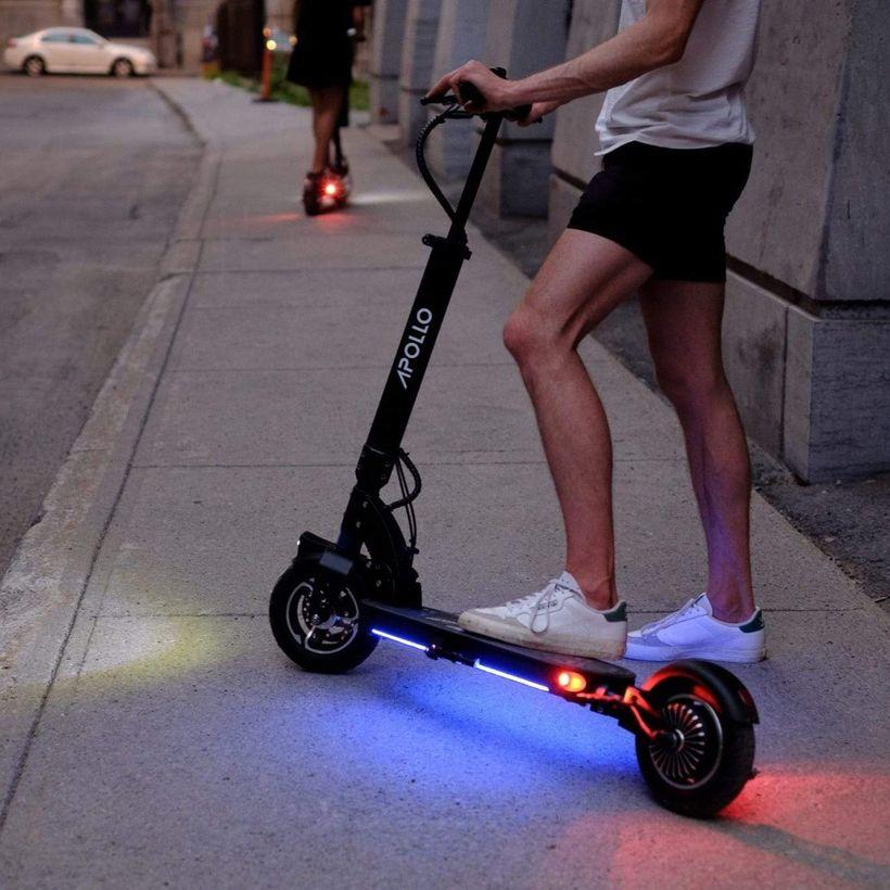 Apollo City LED Lights
