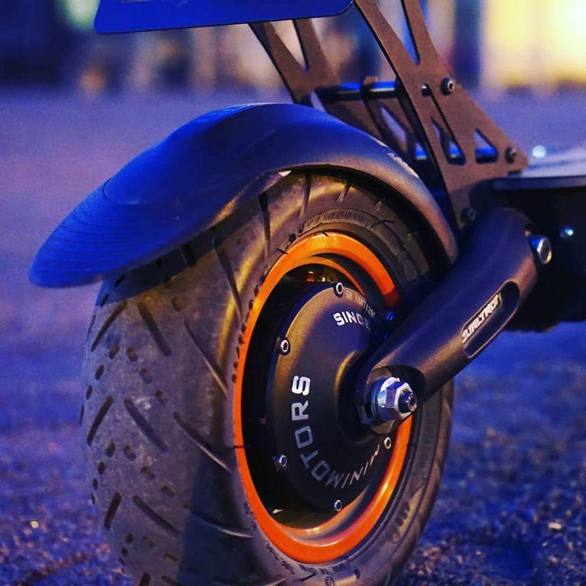 Dualtron 3 Rear Tubeless Tire