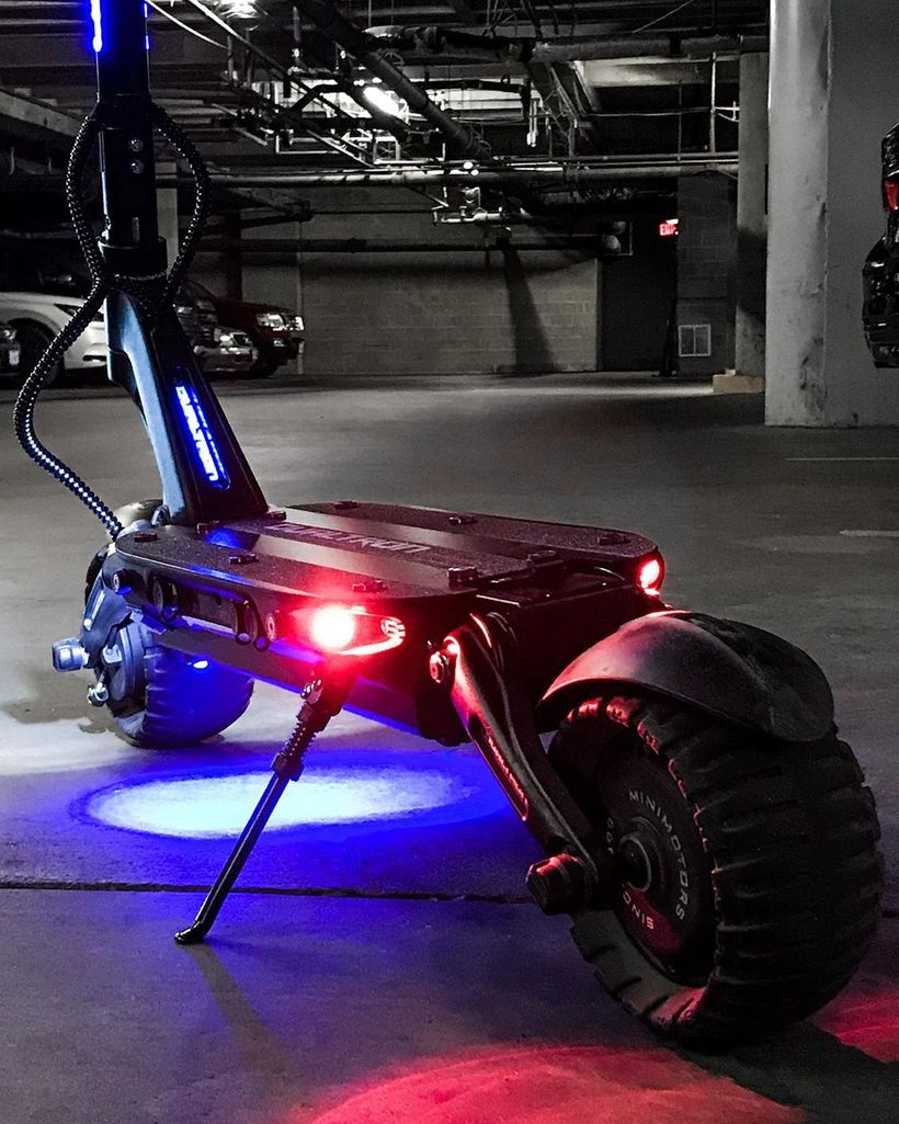 Dualtron Compact Rear and Under Deck LED Lights
