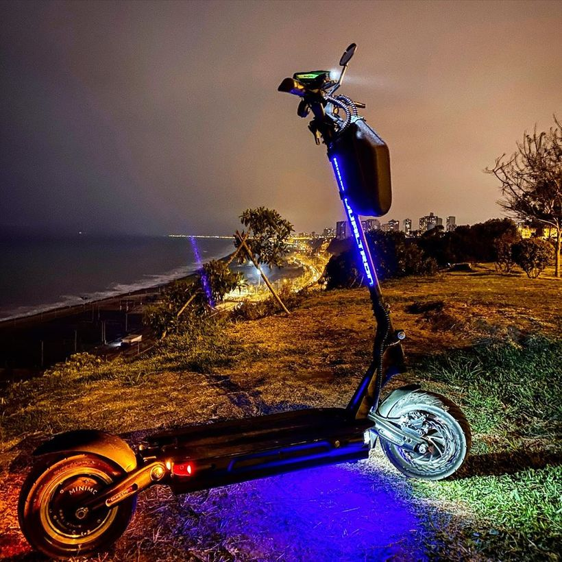 Dualtron Thunder Bright LED Lights