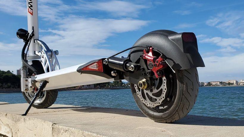 Emove Cruiser Rear Hybrid Hydraulic Brakes