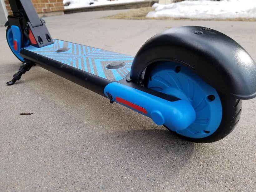 GoTrax GKS Rear Wheel and Fender