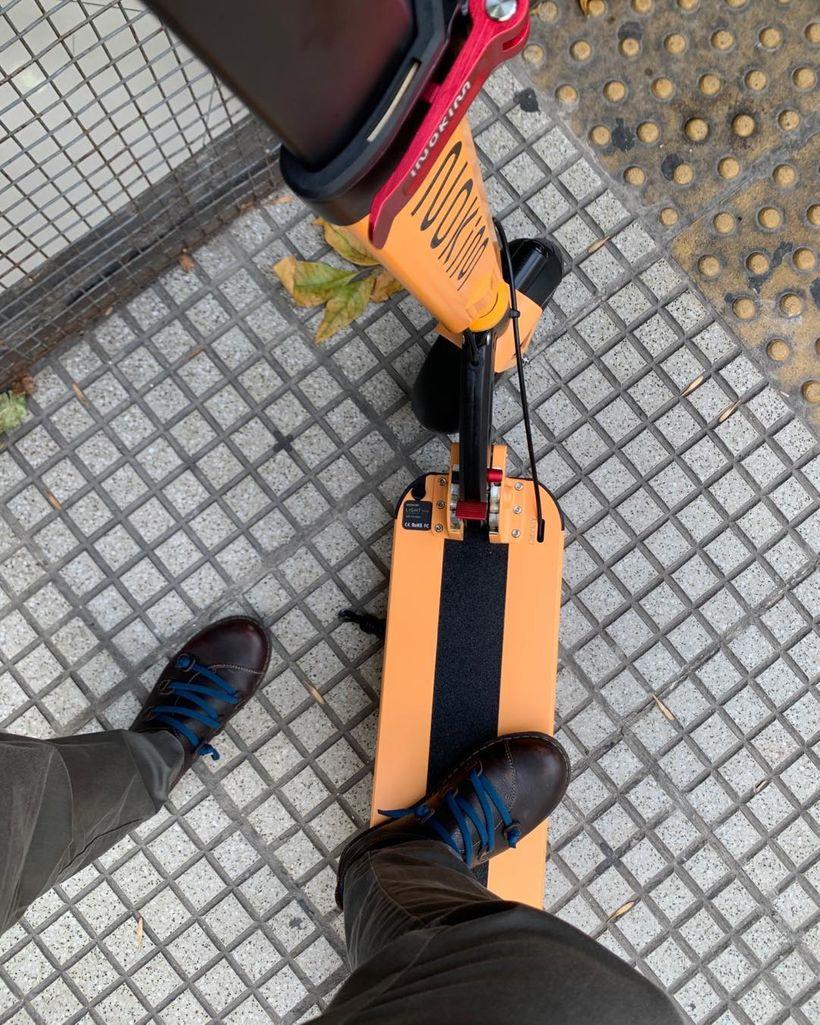 INOKIM Light 2 Sturdy Foot Deck