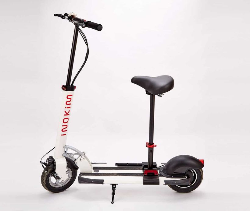 INOKIM Light 2 with Seat Attached