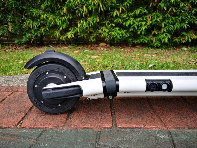 INOKIM Mini 2 Rear Suspension
