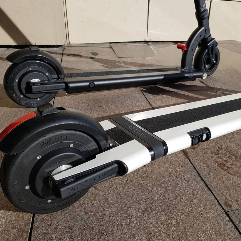 INOKIM Mini 2 Rear Tire and Foot Deck