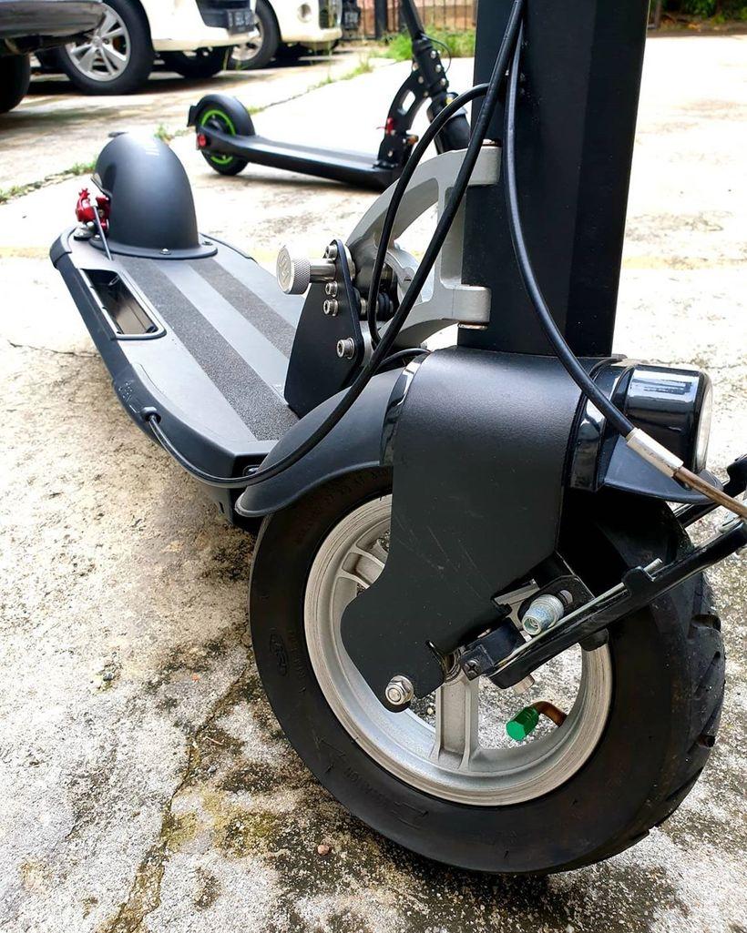 INOKIM Quick 3 Front Anti-Slip Tire