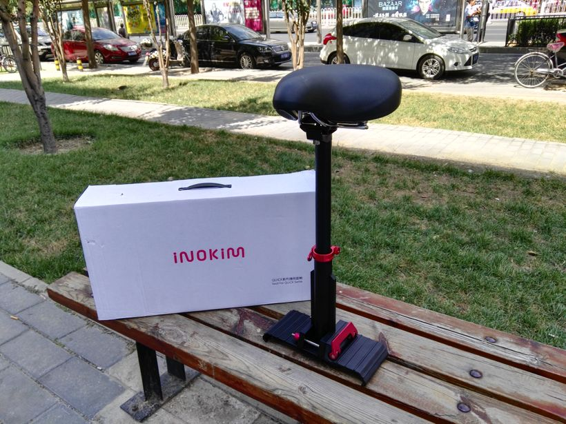 INOKIM Quick Seat and Clamp