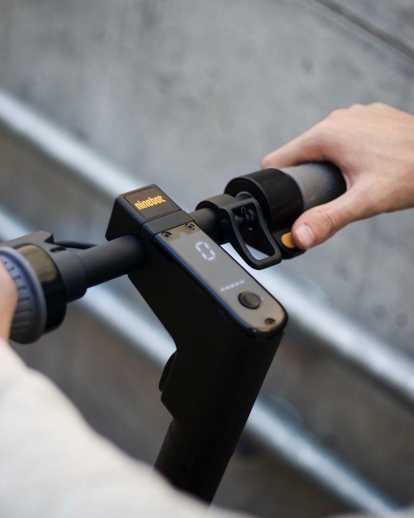 Ninebot Max Handlebar LED Display