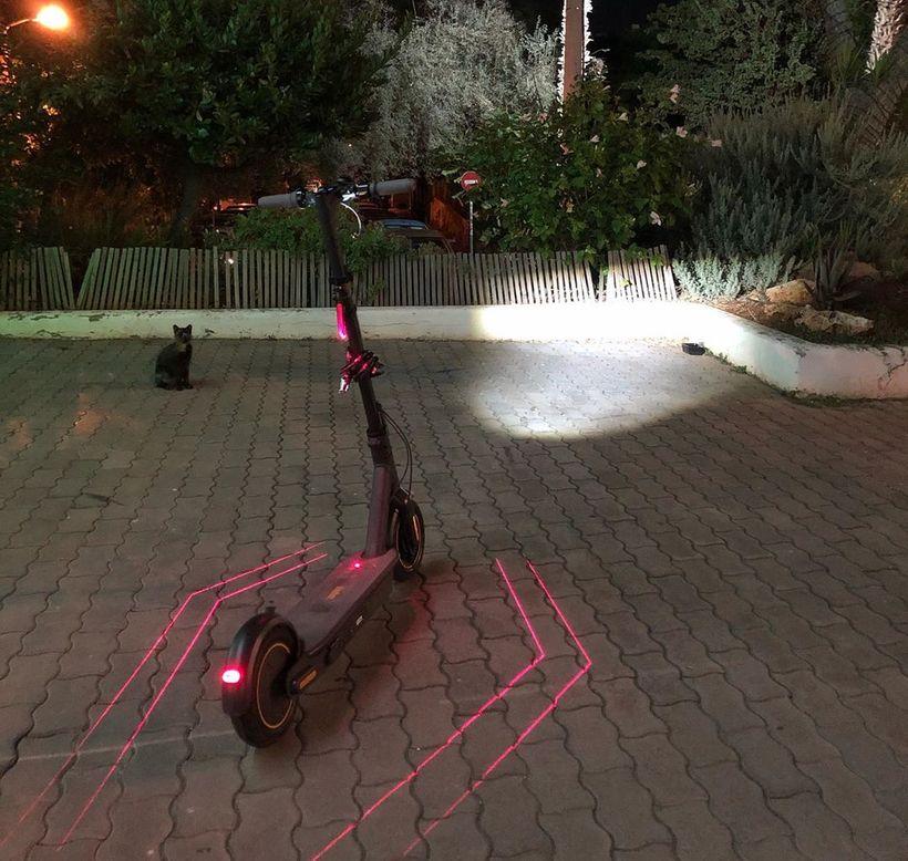 Segway Ninebot Max Ultra Bright Headlight