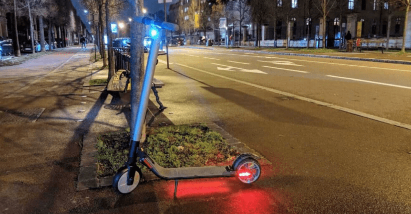 Segway Ninebot E22 Bright Headlight