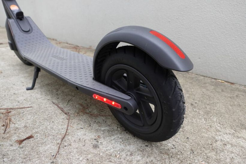 Segway Ninebot E22 Rear Wheel and Reflector
