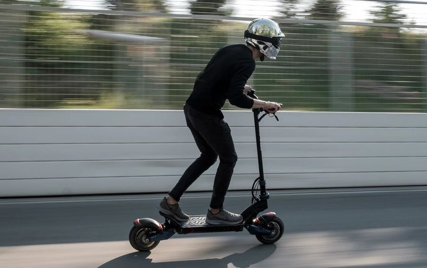 40 MPH Electric Scooters