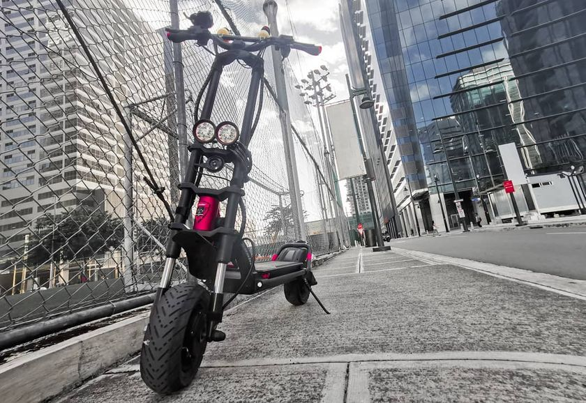 50 MPH Electric Scooter