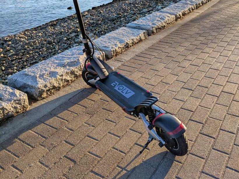 EVOLV Pro Foot Deck