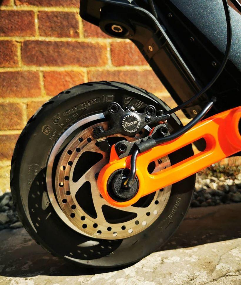 INOKIM OXO Hydraulic Disc Brake