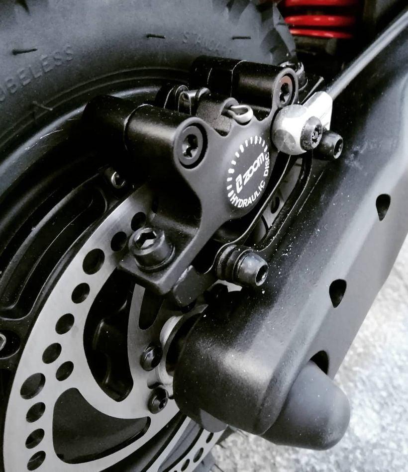 Kaboo Wolf Warrior Hydraulic Brakes