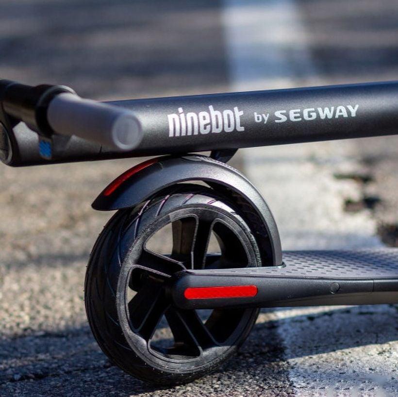 Ninebot ES2 Rear Wheel and Fender