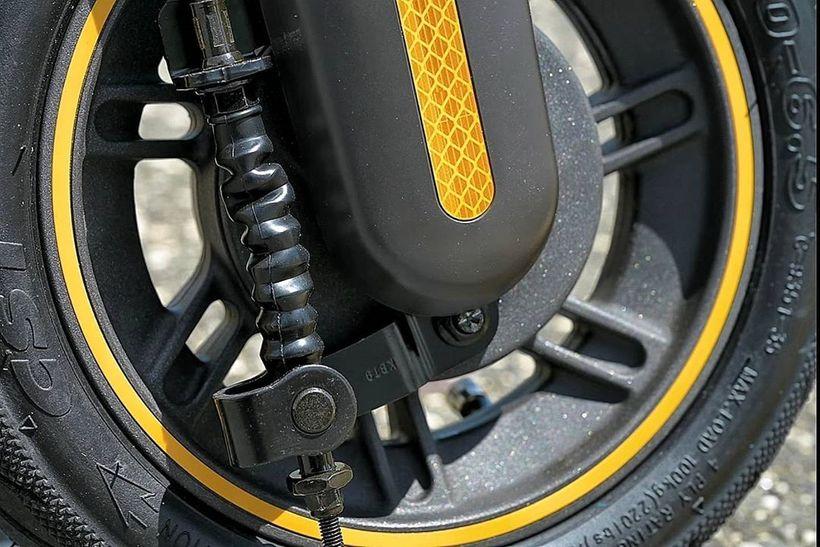 Segway Ninebot Max Front Drum Brake