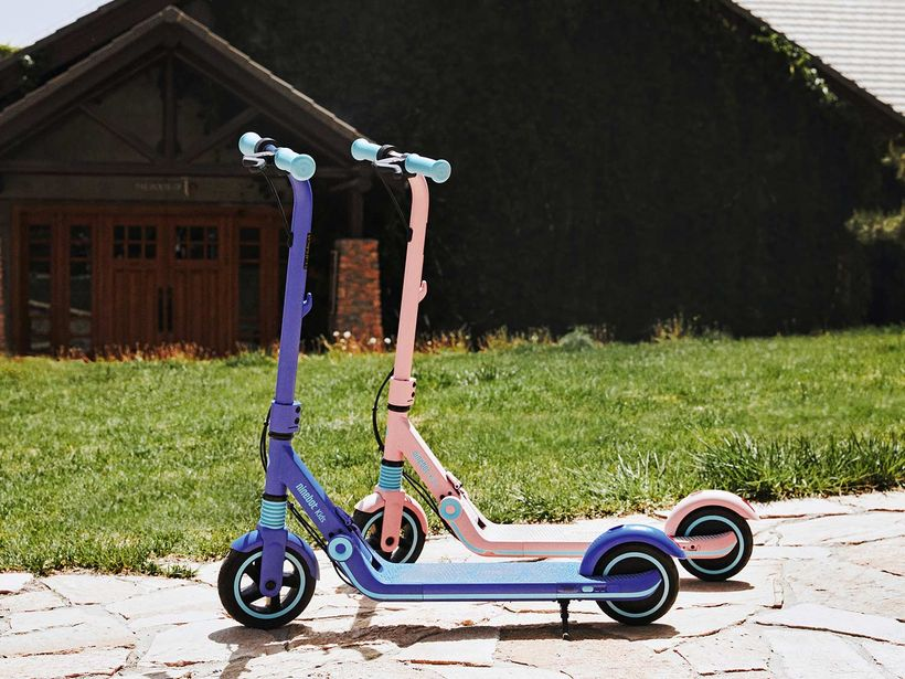 Segway Zing E8 Blue and Pink