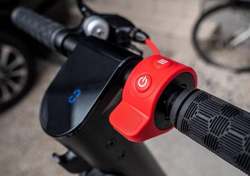Turboant X7 Pro Throttle