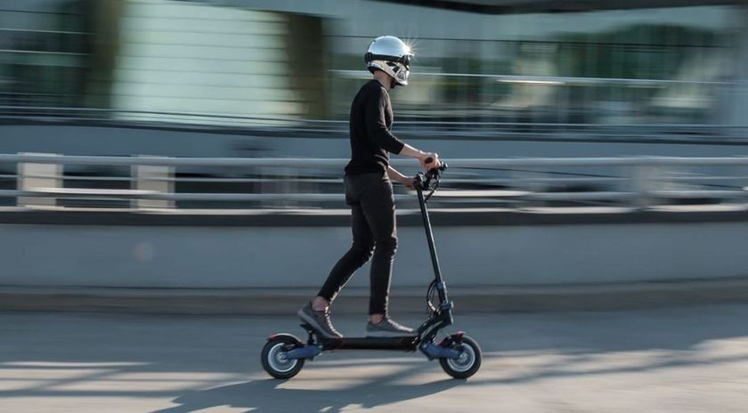 30 MPH Electric Scooter