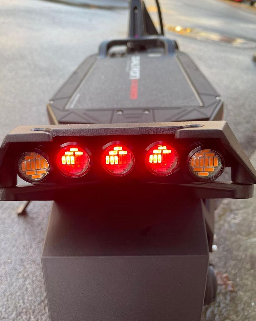 Dualtron Storm Rear Lights