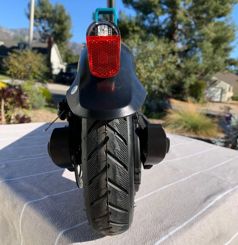 GoTrax Apex Rear Taillight