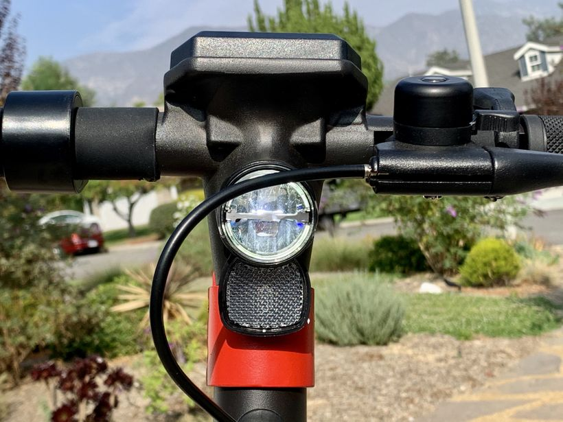 GoTrax G4 Headlight