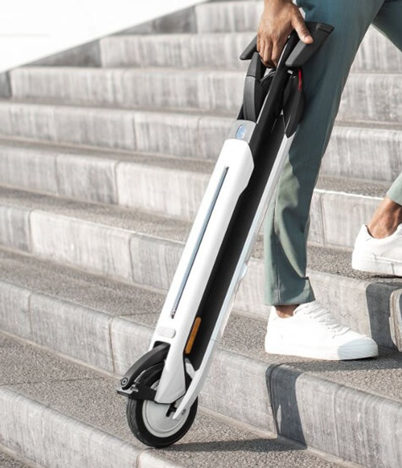 Segway Ninebot Air T15 Compact Folded Frame