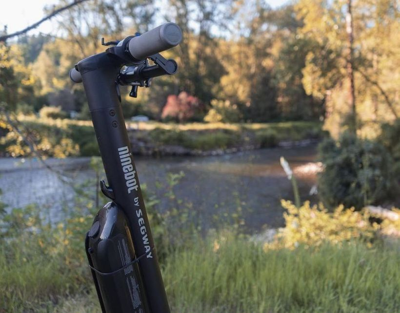 Segway Ninebot Extended Battery Pack