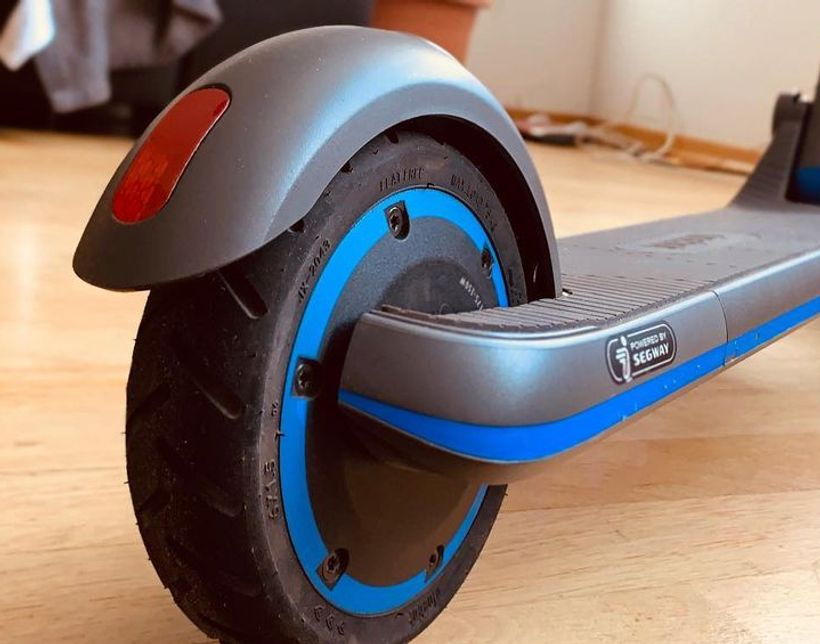 Segway Ninebot ZING E10 Rear Tire & Fender