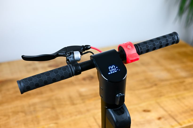 Turboant X7 Pro Handlebars and LED Display