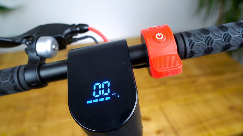 Turboant X7 Pro LED Display and Throttle