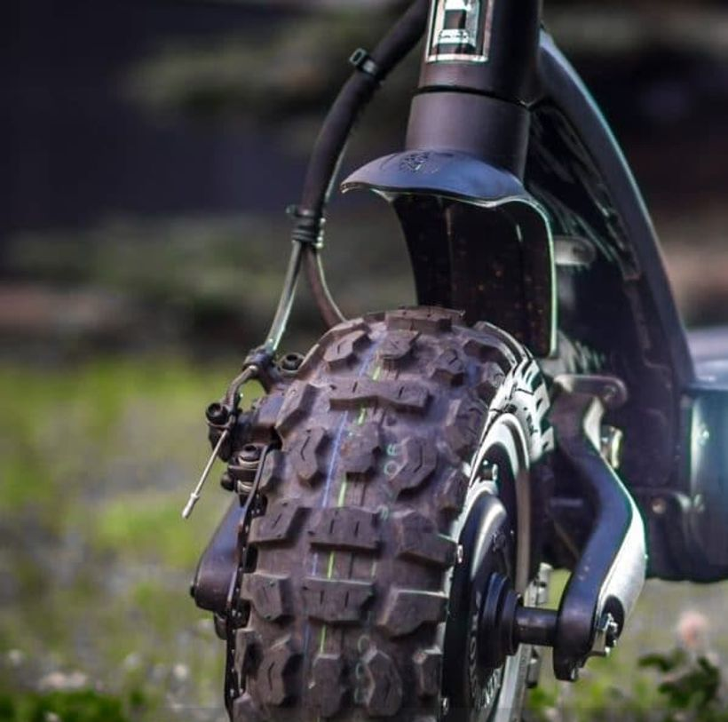 Dualtron Ultra Chunky Off-Road Tires