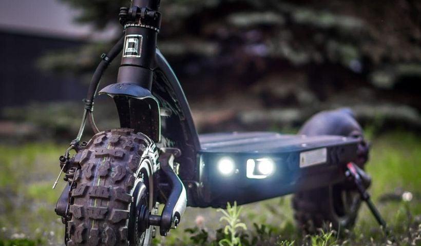 Dualtron Ultra Front Button LEDs