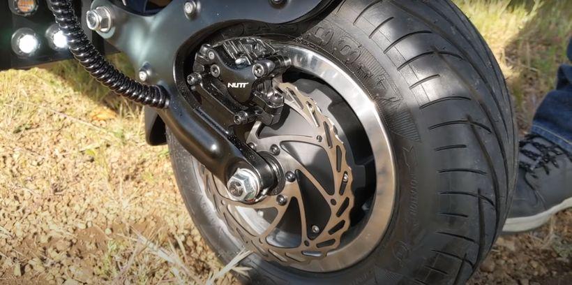 Dualtron X 13x4 inch Tires