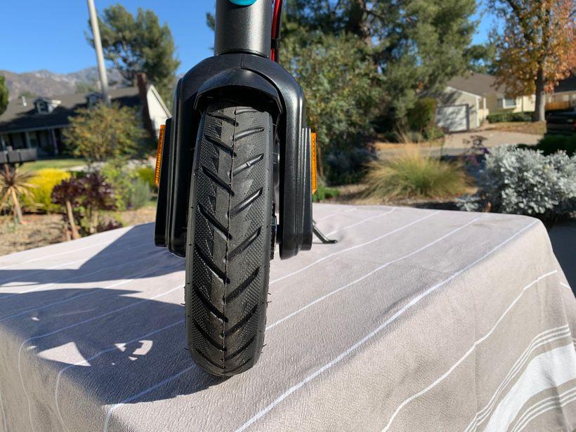 GoTrax Apex Slick Tire Tread