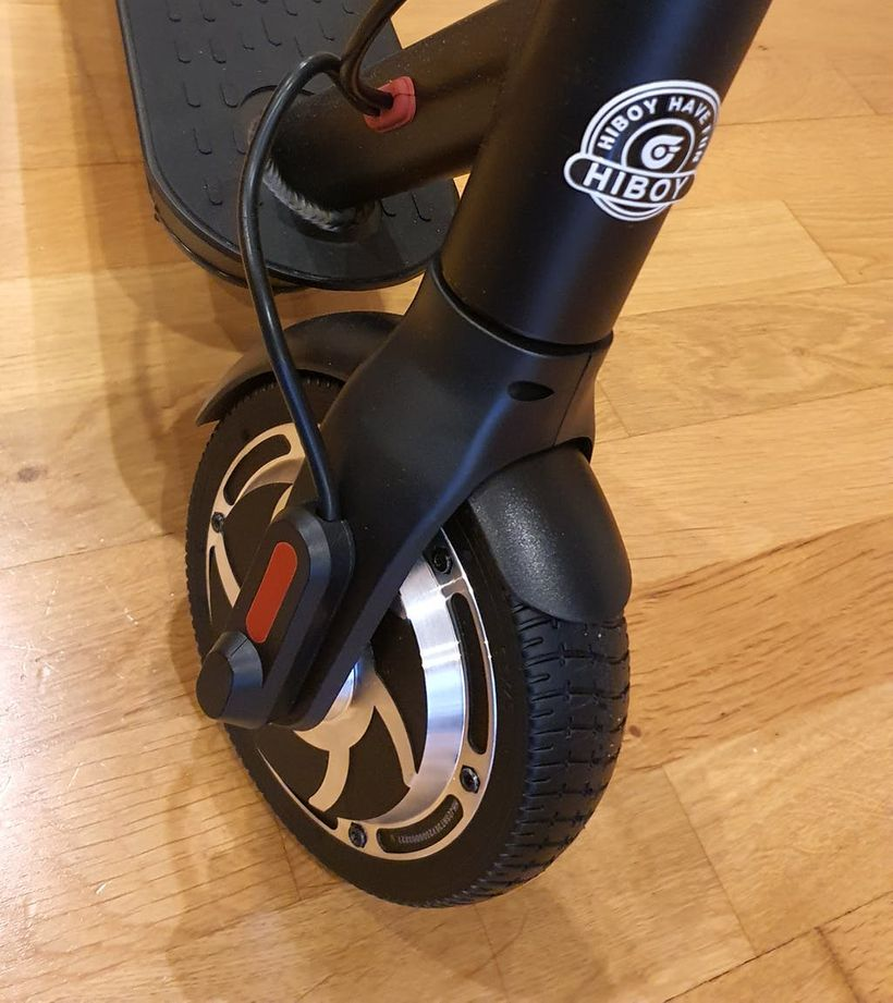 Hiboy S2 Lite Solid Rubber Tires