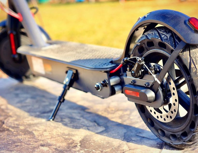 Hiboy S2 Rear Disc Brake