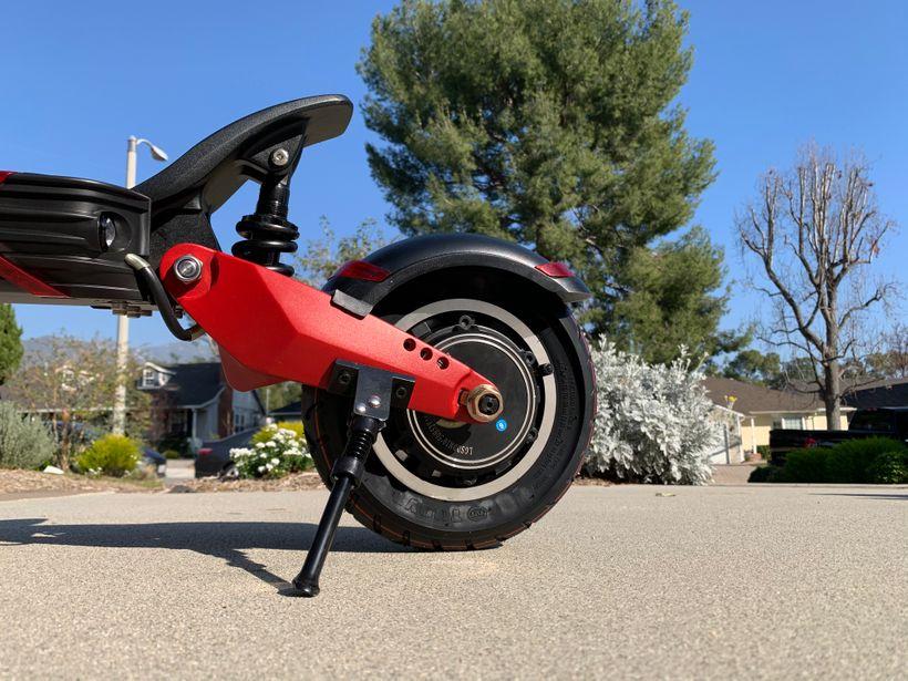 Varla Eagle One Rear Wheel and Kickstand