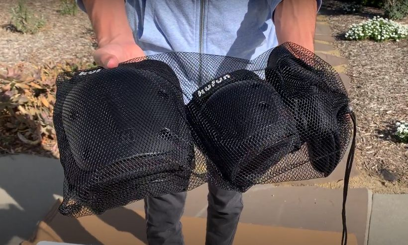 Varla Knee and Elbow Pads